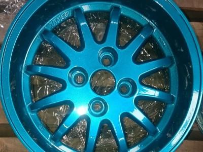 Marex kolory felg niebieski 12